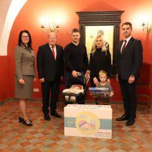 Kauno rajone – jau 1000-asis šiais metais naujagimis!