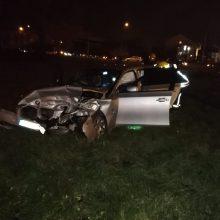 Didelė avarija Panevėžyje: yra nukentėjusių