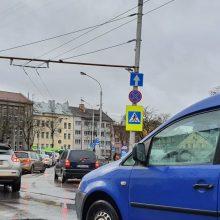 Kęstučio gatvės iššūkiai: vairuotojus nuolat pasitinka spūstys
