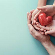 66 metų donoras gyvenimą dovanojo trylikamečiui
