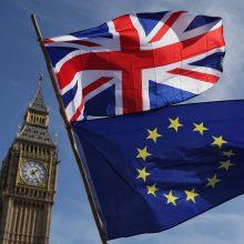 Verslas tikisi, kad susitarimas dėl prekybos santykių su JK bus pasiektas