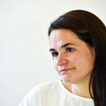 Austrijos žalieji kviečia S. Cichanouskają atvykti į šalį