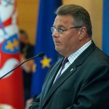 L. Linkevičius: ES ministrai palaiko sankcijas Baltarusijos pareigūnams