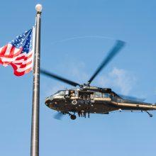 Pentagonas parengė planą pasiųsti į Vidurio Rytus 10 tūkst. karių