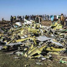 Kas lėmė Etiopijos oro bendrovės lėktuvo katastrofą?