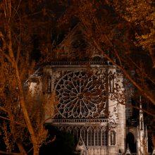 Skelbiamas tarptautinis konkursas dėl naujos Paryžiaus Dievo Motinos katedros smailės