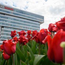 """Vokietija skyrė 90 mln. eurų baudą """"Bosch"""""""