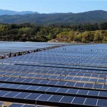 Atsinaujinančios energetikos mastai per penkerius metus išaugs 50 proc.