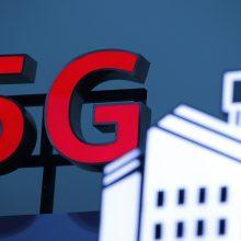 """Vokietija nedraus """"Huawei"""" šalyje diegti 5G ryšį"""