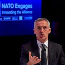 NATO vadovas: Lenkija ir Baltijos šalys bus apsaugotos