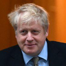 B. Johnsonas: Jungtinė Karalystė pasirengusi palikti ES numatytu laiku