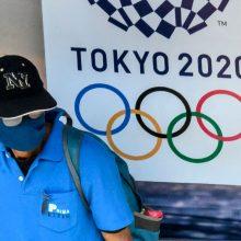 Australija liepė sportininkams ruoštis Tokijo olimpiados atidėjimui