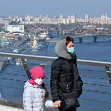 Ukrainoje įvestas ekstremaliosios situacijos režimas
