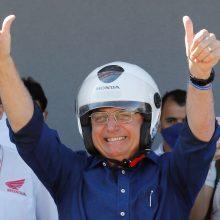 Brazilijos prezidentas pranešė nebesergąs COVID-19