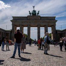 Vokietijoje diegiamas ES skaitmeninis COVID pažymėjimas