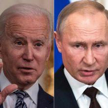 Maskva: V. Putinas yra pasirengęs aptarti žmogaus teises Rusijoje ir JAV