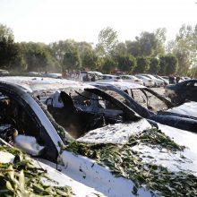 Turkijos Antalijos kurorte per sprogimą nukentėjo 10 žmonių