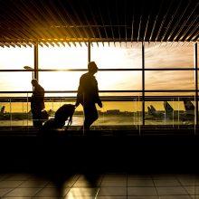 Darbdaviai privalės registruoti į Nyderlandus komandiruojamus darbuotojus