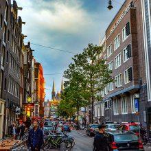 Amsterdame riedės tik elektra varomi automobiliai