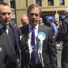 Pieno kokteilis tapo JK Europos Parlamento rinkimų kampanijos ginklu