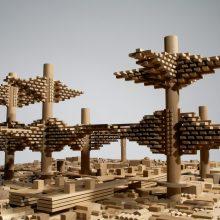 Parodoje – japoniškos architektūros svajonės