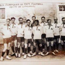 Lietuvos olimpiniam krikštui – 95-eri