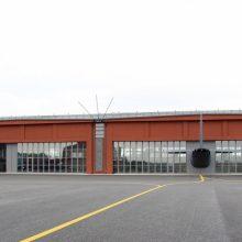 Už JAV skirtus 24 mln. eurų modernizuota kariuomenės aviacijos bazė Šiauliuose