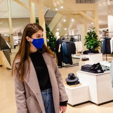 Lietuvos verslo konfederacija siūlo atnaujinti visų fizinių parduotuvių veiklą