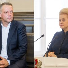 """E. Masiulis: D. Grybauskaitė prašė """"MG Baltic"""" palankumo žiniasklaidoje"""