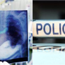 Iš Santaros klinikų pasišalinęs tuberkulioze sergantis vyras lauks teismo