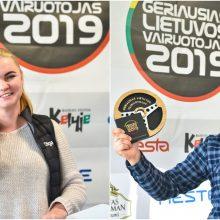 Išrinkti geriausi vairuotojai Lietuvoje