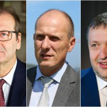 Tarp turtingiausių Lietuvos politikų – V. Dambrauskas, A. Guoga, V. Uspaskichas