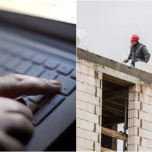Sukčiai nusitaikė į stambų grobį: pasinaudojo statybų įmonės vardu
