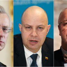 Buvę sveikatos ministrai kreipėsi į A. Verygą: ragina nediskriminuoti senjorų