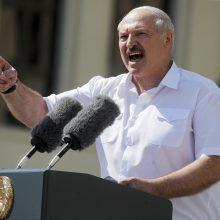 Premjeras: dėl Lietuvos sankcijų Minsko režimui liko techniniai klausimai