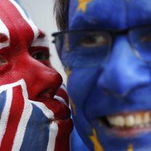 """Olandai planuoja didelę """"Brexit"""" šventę paplūdimyje"""