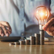 I. Šimonytė apie Vyriausybės sprendimus dėl augančių energijos kainų: alternatyva yra nedaryti nieko