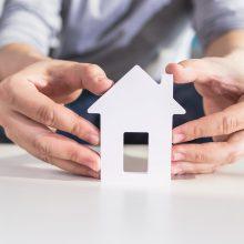 Apklausa: kas antras lietuvis planuoja atnaujinti namus