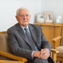 V. Adamkus gailisi tik dėl savo naivaus tikėjimo (išskirtinis interviu)
