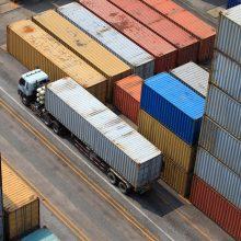 Praėjusiais metais eksportas sumažėjo 3,4 proc., importas – 9,3 proc.