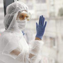 Koronavirusas plinta globos namuose, vaikų darželiuose, naujas židinys – Molėtų įmonėje