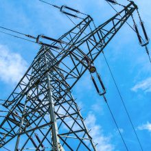 Paskutinę kovo savaitę elektros kaina Lietuvoje mažėjo 13 proc.