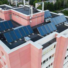 Atsinaujinantys šaltiniai – daugiabučių ateitis