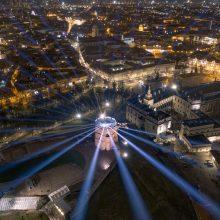 2023-iaisiais Vilniui – 700 metų: kviečia pažinti miesto istoriją ir dalintis idėjomis