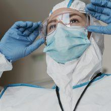 Latvijoje praėjusią savaitę britiškoji koronaviruso atmaina patvirtinta 9,34 proc. ėminių