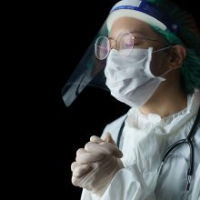 Europoje koronaviruso aukų skaičius viršijo 400 tūkst.