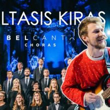 """Baltasis kiras"" kviečia į koncertą Šv. Kotrynos bažnyčioje"
