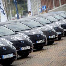 Europos aplinkos agentūra apskaičiavo elektromobilių taršą