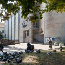 Vilniaus Centro poliklinika saugo gydytojus nuo pacientų