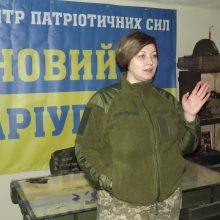 """Moteris, apgynusi Mariupolį <span style=color:red;>(specialiai """"Kauno dienai"""" iš Ukrainos)</span>"""